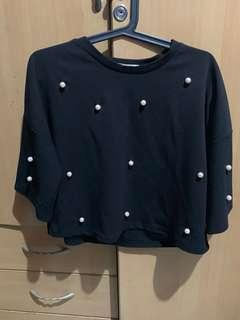 High quality cropped top