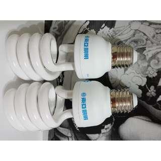 *東亞 23W 超薄 T3 半螺旋型 電子式 省電燈泡 白光 EFS23D-G1.P 120V 螺旋燈管 螺旋燈泡 晝光