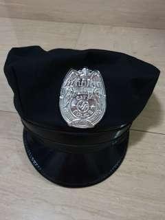 🚚 Police Costume Cap