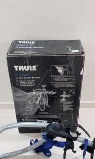 Thule Bicycle rack - road bike. Mountain bike