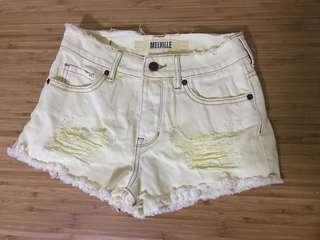 🚚 Brandy melville denim shorts