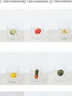 🚚 小器食堂水果玻璃杯