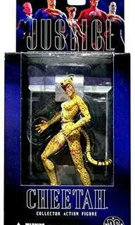 Alex Ross Justice League Cheetah DC Direct
