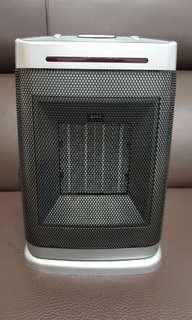 迪朗奇數位液晶微控陶瓷電暖器