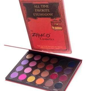 Zhuco All Time Favorite Eyeshadow Palette