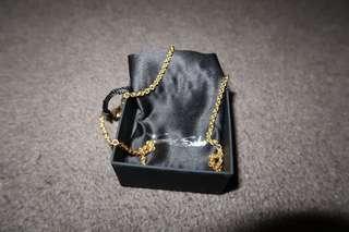 Thomas Sabo gold necklace