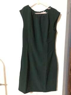 Mini Dress // Dress Kantor - H&M