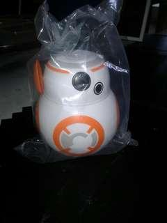 Star wars BB8 cereal nestle