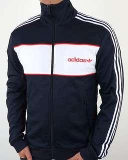 Adidas Originals Block Track Jacket XL