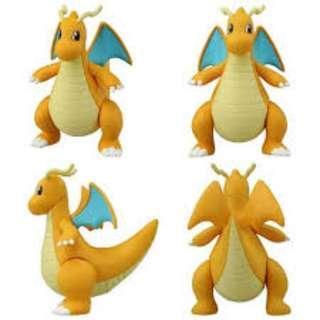 全新盒裝Pokemon Go團戰4星大佬狂熱寵物小精靈Pokemon Tomy moncolle mc ex啟暴龍  ESP-013 Dragonite