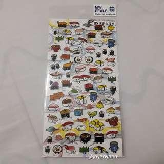 [WTS Only] Sushi Cute Sticker