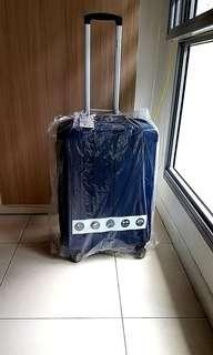 24 inch blue Pierre Cardin luggage Delsey Rimowa Samsonite Red Lojel American Tourister BRIC Crossing Antler Tumi