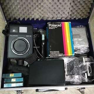 Polaroid 600SE Professional Full Set!