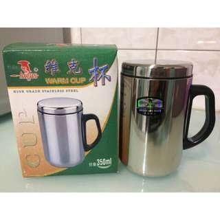 🚚 維克杯/保溫杯/辦公室茶杯/咖啡杯/沖泡杯/環保杯