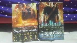 City of Glass & Fallen Angels
