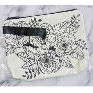 Hand Drawn Printed Pouch (Small)