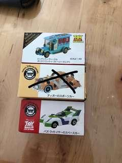 Tomica Disney Toy story Buzz
