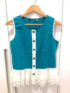 NEW! Tosca Lace Shirt