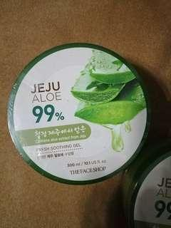 The Face Shop 99% Jeju Aloe Gel