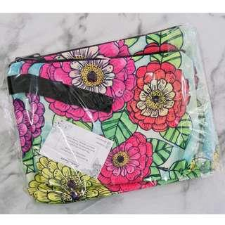 Hand Drawn Printed Pouch - Set