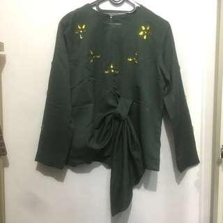 Baju + celana kulot