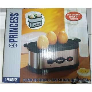 售Princess荷蘭公主雙層多功能蒸煮器 小蒸靈 型號262038 晉階 蒸蛋器