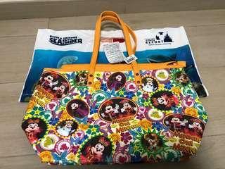 Tokyo Disneyland Mickey Handbag (Bought in Tokyo Disney)