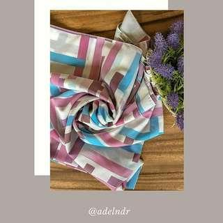 Rectangle Square Scarf