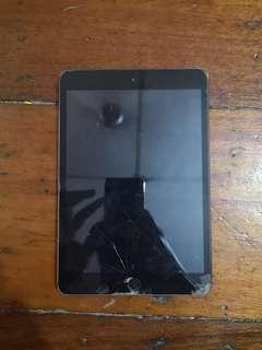 Apple Ipad Mini 16GB Space Grey Faulty
