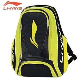 Li Ning Backpack BNIB