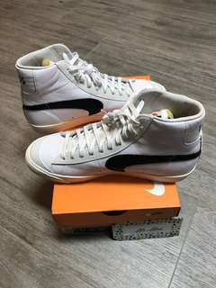 1d5b44a84af5 Nike blazer mid 1977 vintage slam jam