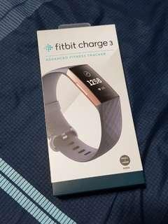 🚚 Fitbit Charge 3 (Sealed!)