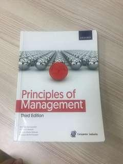 Mgt162 Principles of Management