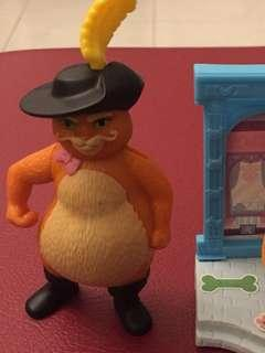 🚚 Cat in A Hat Shrek movie