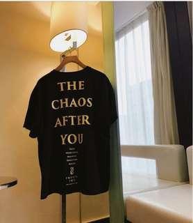 周興哲: Twenty Two亞洲巡迴演唱會獨家紀念衫