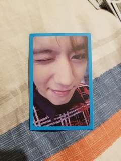 [WTS/WTT] GOT7 YUGYEOM 'EYES ON YOU' Photocard