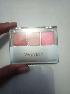 Wardah Eyeshadow & masker wajah