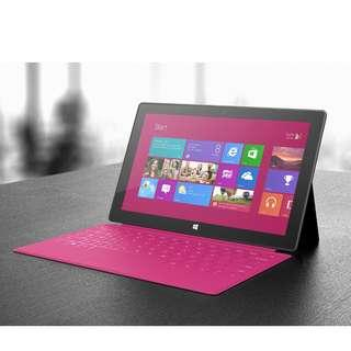 Surface Pro 64gb - Core I5, IPS FHD Touchscreen Convertible