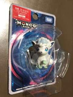 Pokemon 白六尾