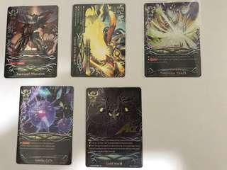 🚚 Lost world cards