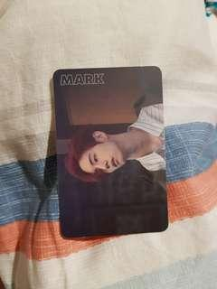 [WTS/WTT] GOT7 MARK '7 FOR 7' Photocard