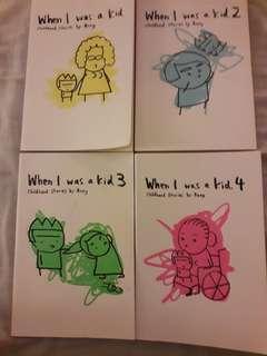 When i was a kid set