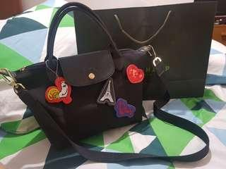 Longchamp mini with sling