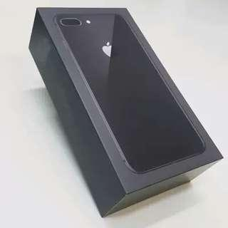 Iphone 8 plus new and sealed