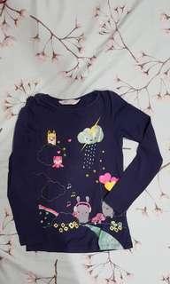 H&M Long sleeve tshirt for girls