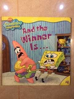 Spongebob Squarepants: And The Winner Is...