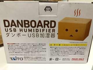 紙盒人 usb加濕器