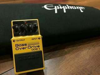 Bass ODB-3 Bass Overdrive pedal