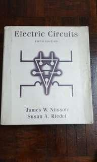 Electric Circuits (Fifth Edition) for E&E Students #50TXT