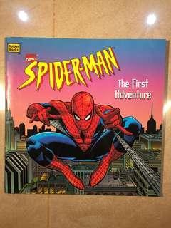 Marvel Comics : Spiderman The First Adventure